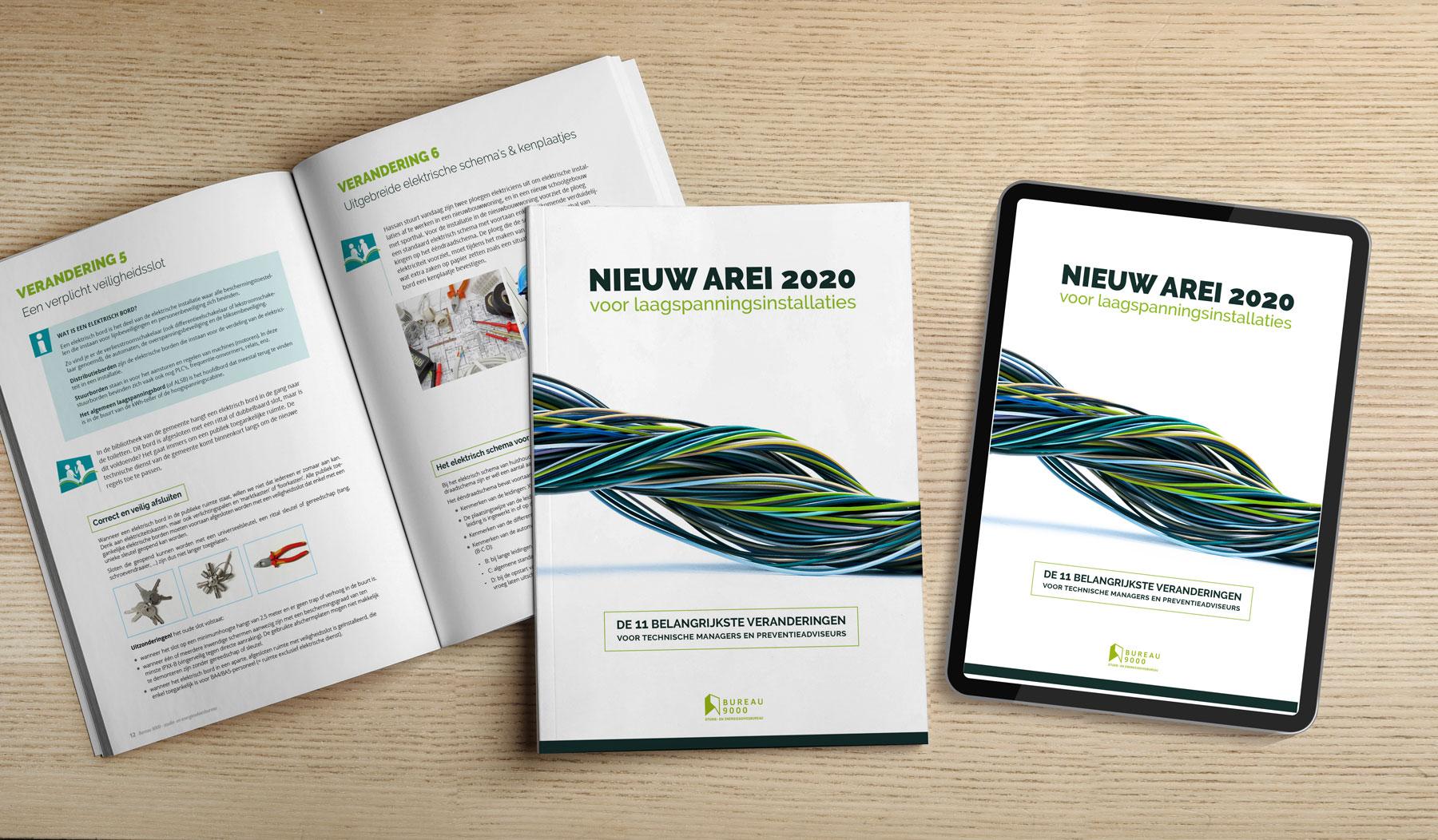 Whitepaper algemeen reglement elektrische installaties - AREI 2020